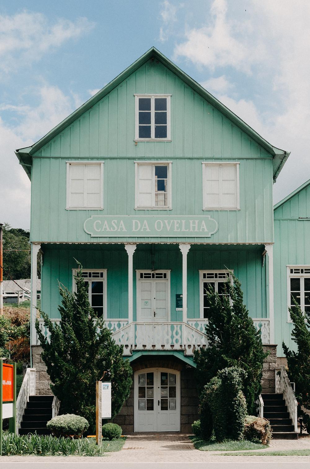 Casa da Ovelha -   Caminhos de Pedra, Bento Gonçalves - Brazil