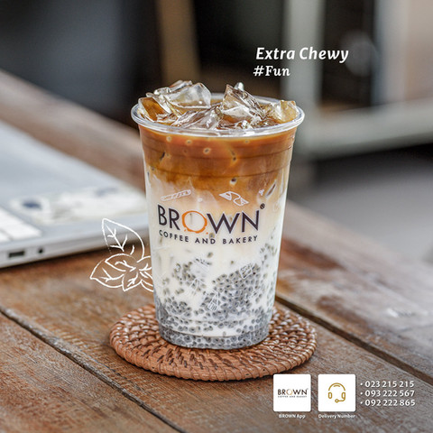 Work for Brown Coffee