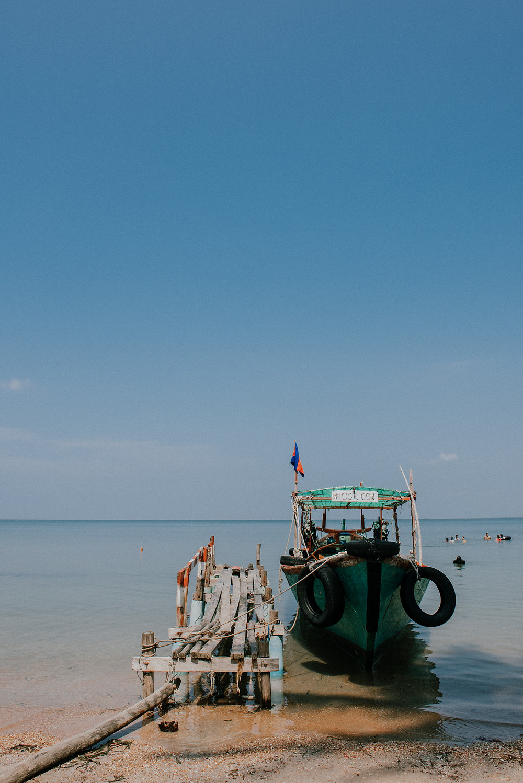 Koh Tonsay or Rabbit Island -  Kep - Cambodia