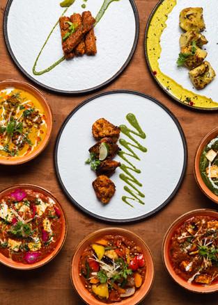 Indian Food Photoshoot
