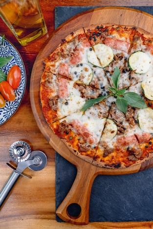 Pizza - Work for La Passion by Achariyak