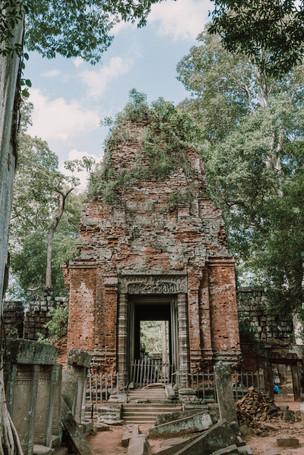 Koh Ker, Preah Vihear, Cambodia