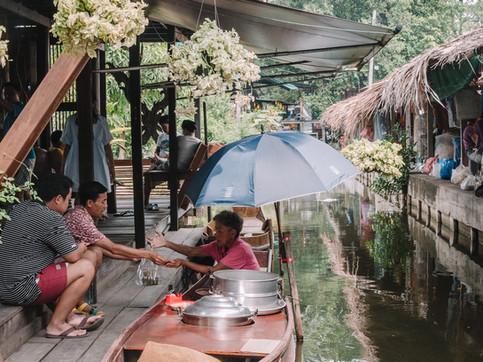 Bangkok's green lung: Bang Krachao