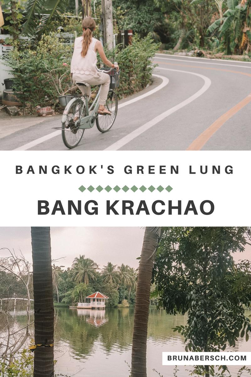 Bangkok, Thailand - Bang Krachao - Green Lung