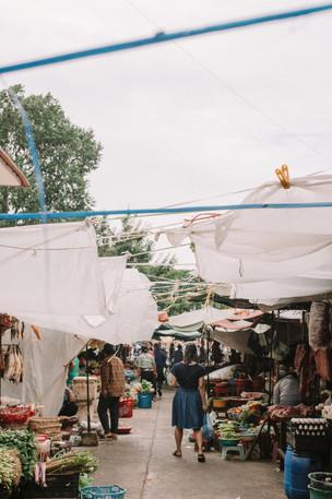 Surroundings of Old Market - Phnom Penh, Cambodia