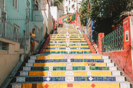 Selaron Steps - Rio de Janeiro