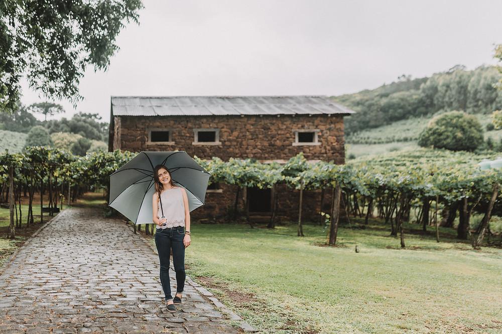 Cantina Strapazzon, Bento Gonçalves - Brazil