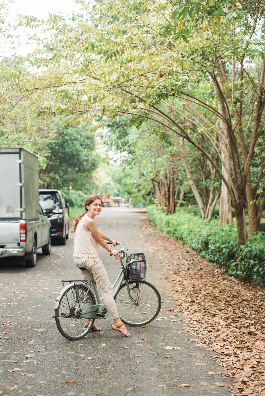 Bike ride in Bang Krachao - Bangkok green lung