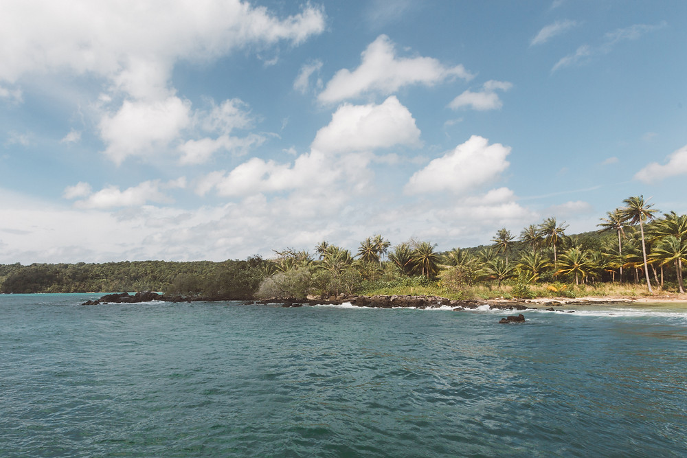 koh thansur paradise island cambodia