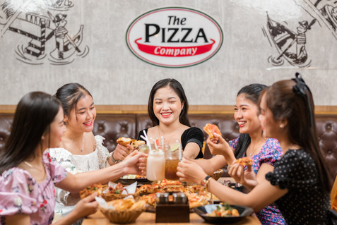 Work for The Pizza Company