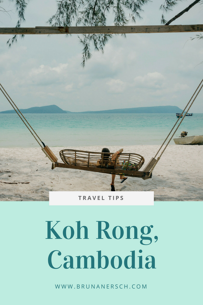 My experience in Koh Rong
