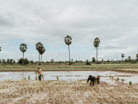 Daytrip to Kampong Chhnang, Cambodia