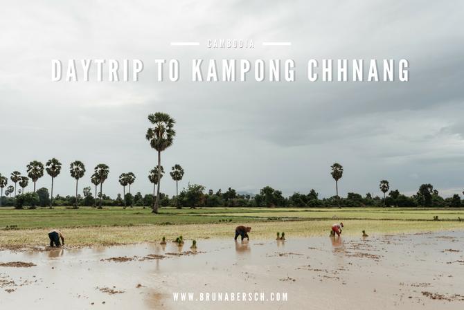New Travel Serie - Kampong Chhnang, Cambodia