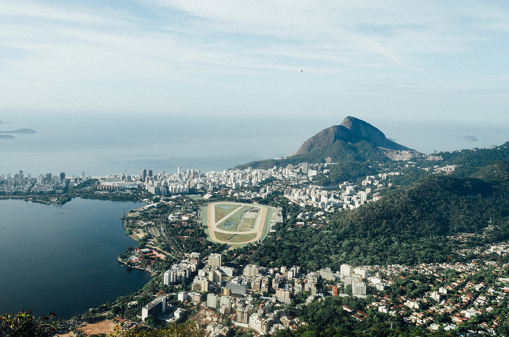 View from the Christ the Redeemer
