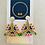 Thumbnail: Shapes Triangle Small  - Beadwork triangle earrings