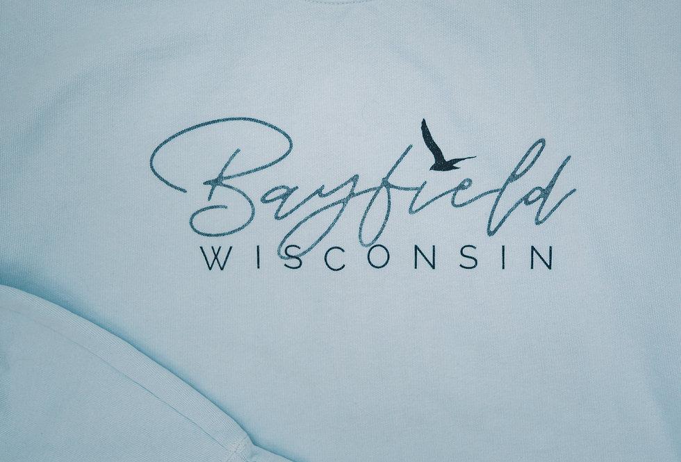 Bayfield, WI Crewneck sweatshirt