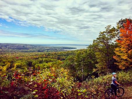 Woman's Mountain Biking Weekend in Bayfield, WI