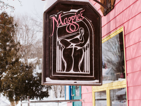 Maggie's –A Bayfield Staple Since 1980.