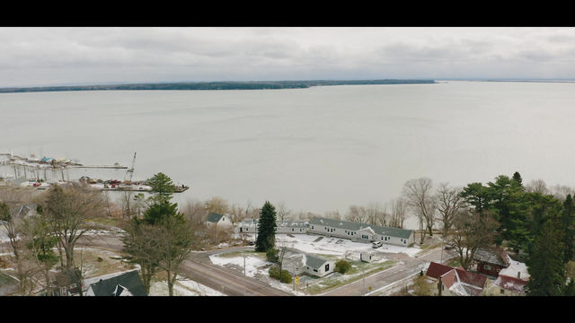 Our Story like you've never seen before. Bayfield, WI