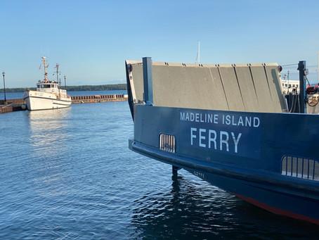 Visit Madeline Island!