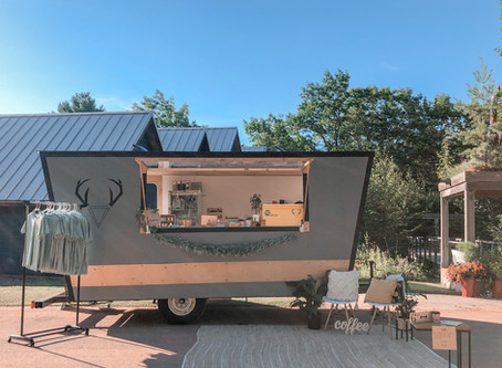 Mobile Coffee Bar in Bayfield