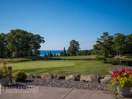 Golf Lake Superior!