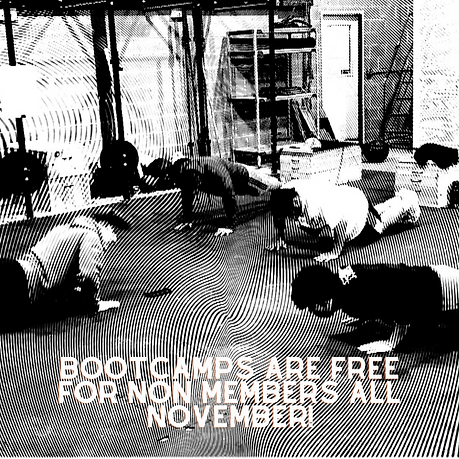 BOOTCAMPS ARE FREE FOR NON MEMBERS ALL N