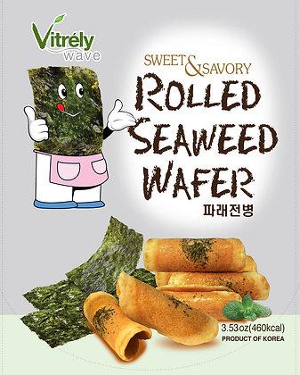 ROLLED SEAWEED WAFFLE