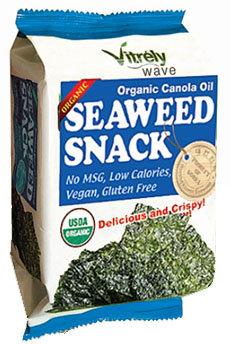 Organic Seaweed Snack - 12