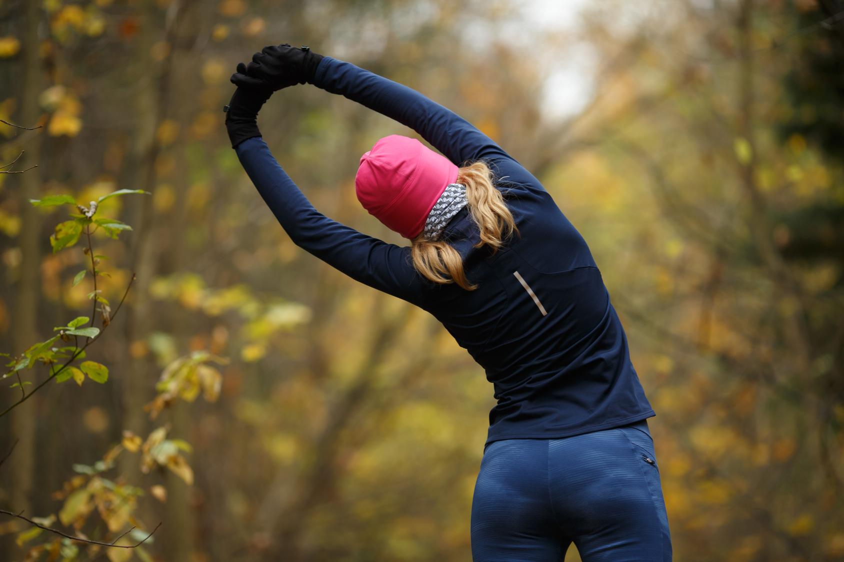 Fitness im Wald Level Beginer