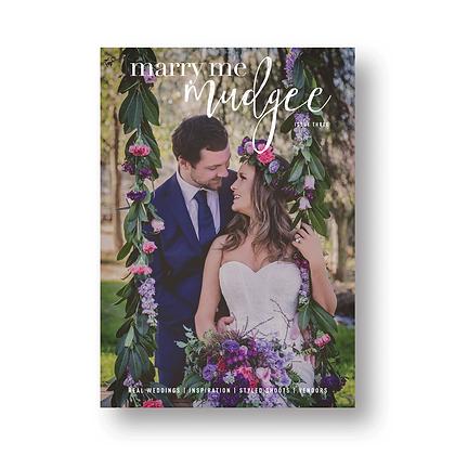 Marry Me Mudgee Issue Three