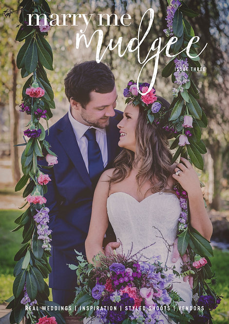 Marry Me Mudgee Issue Three
