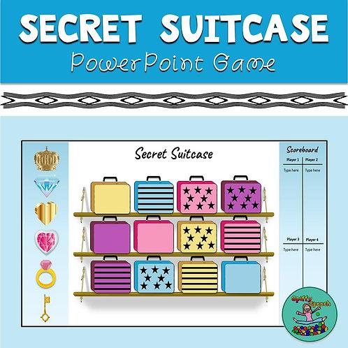 Secret Suitcase - PowerPoint Game