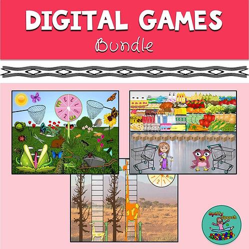 Digital Games Bundle