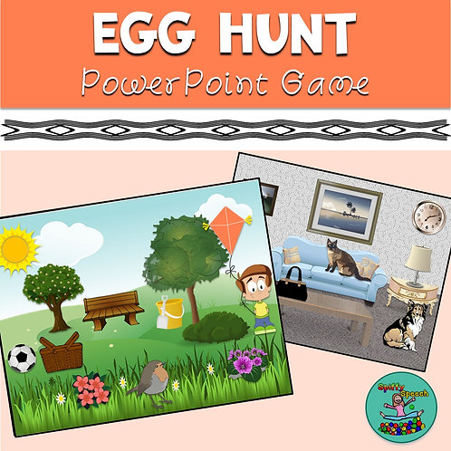 Egg Hunt - PowerPoint Game