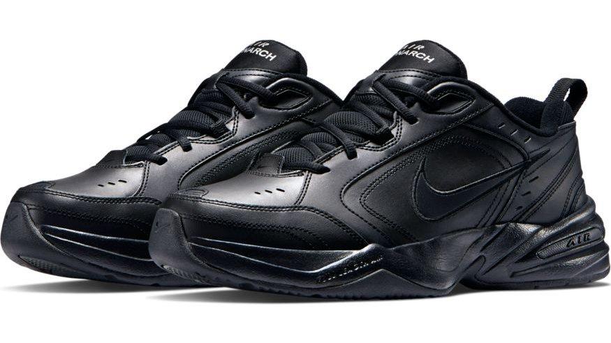 Nike - Air Monarch IV (Black)