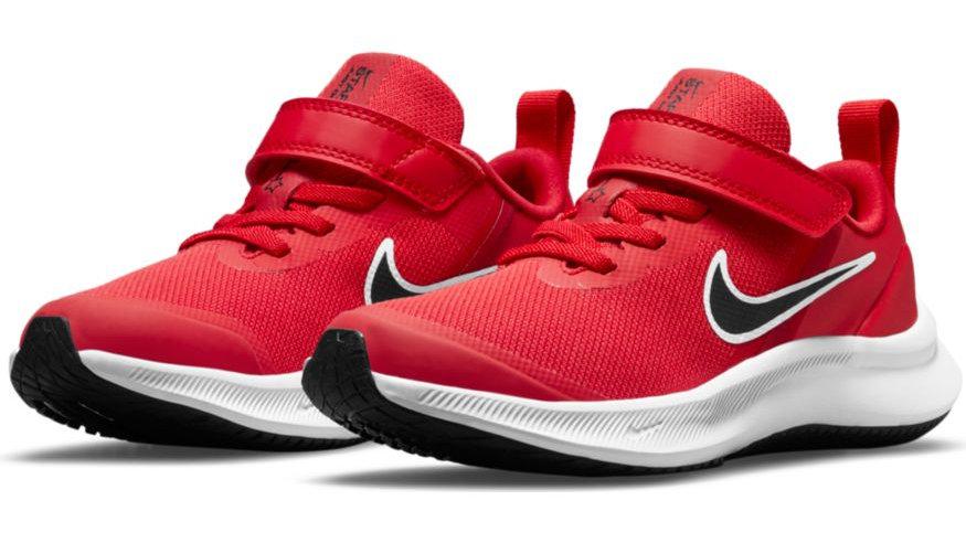 Nike - Kids Star Runner 3 GS (Uni Red)