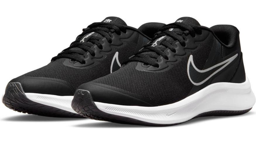 Nike - Kids Star Runner 3 GS (Black)
