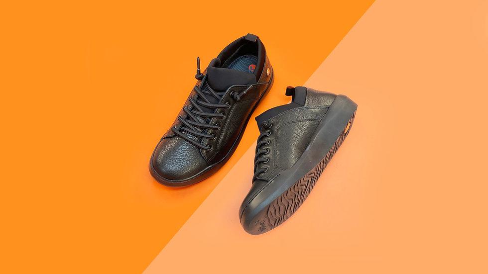 Softinos - Bonn Sneaker (Black)