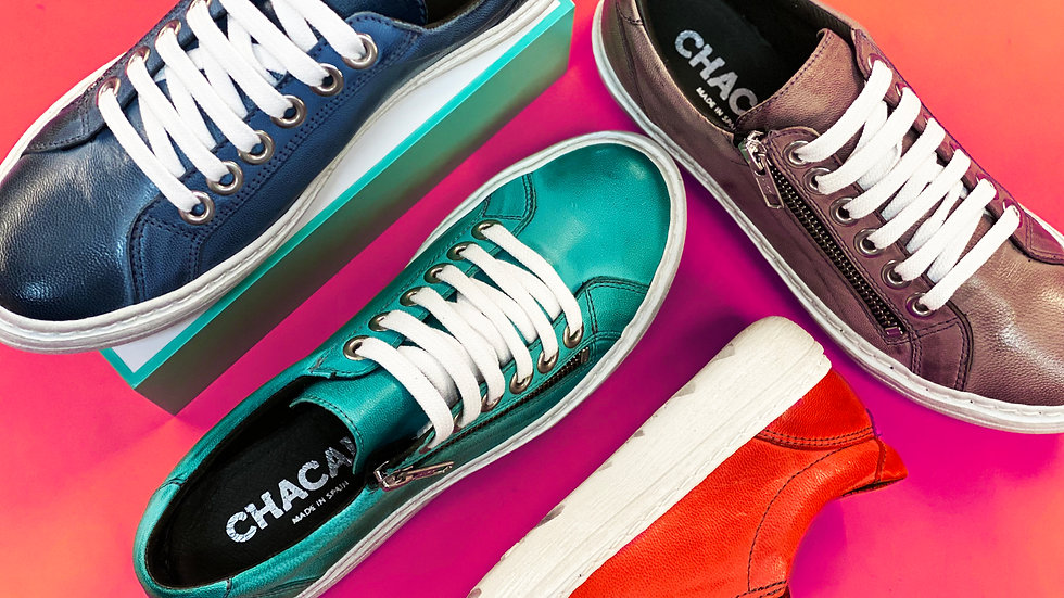 Chacal - Leather Sneaker