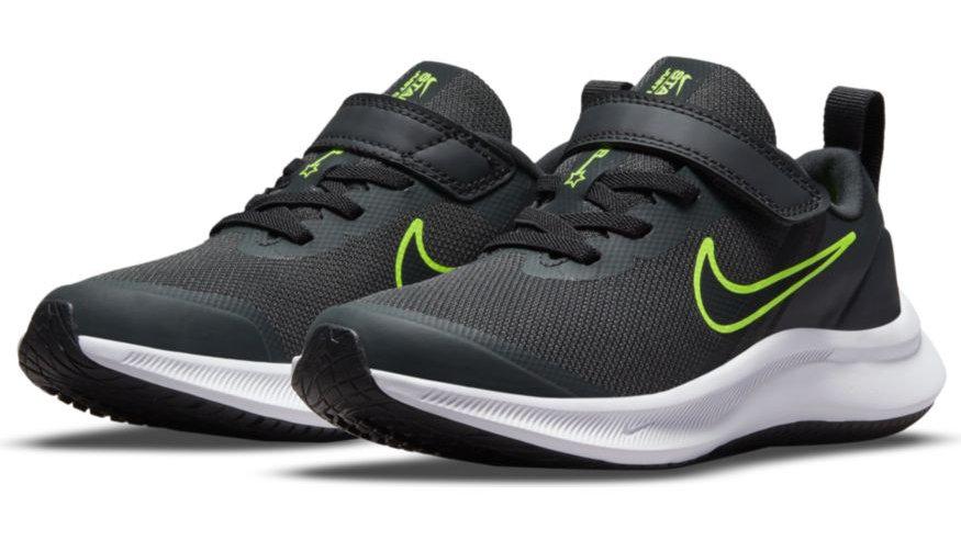 Nike - Kids Star Runner 3 PSV (Smoke Grey)