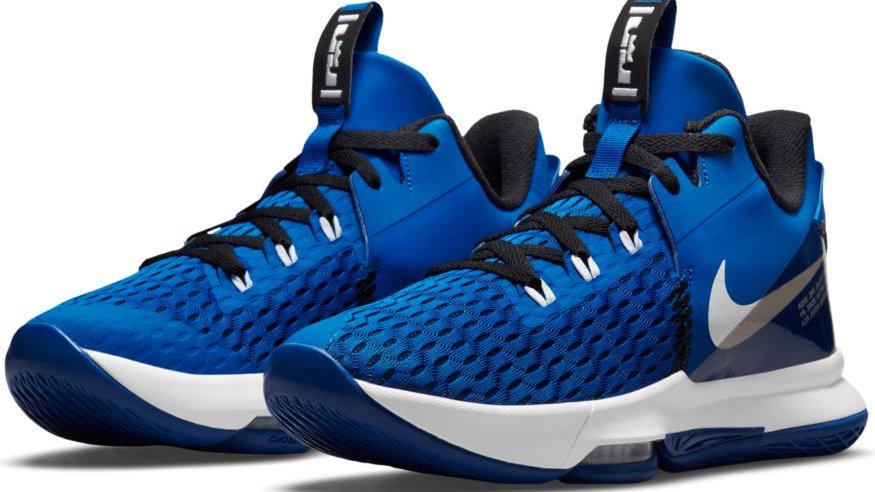 Nike - Lebron Witness V (Game Royal)