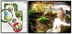 Conceptual Design and Garden Art