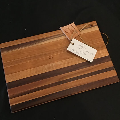 Oak Maple Black Walnut Cutting Board 203