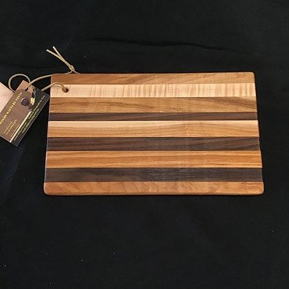 Maple Black Walnut Cutting Board 202