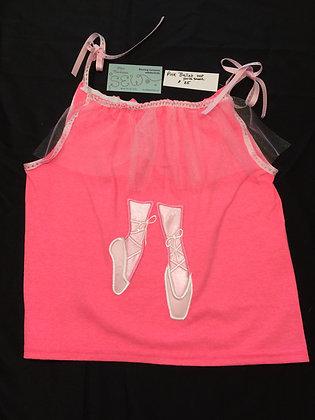 Pink Ballet Top
