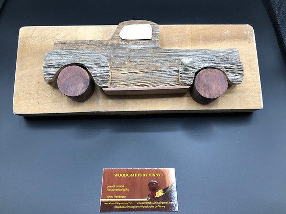 Vintage Rustic Pick Up