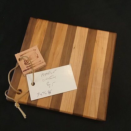 Maple Cherry Cutting Board