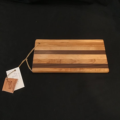 Maple Mahogany Black Walnut Cutting Board 201