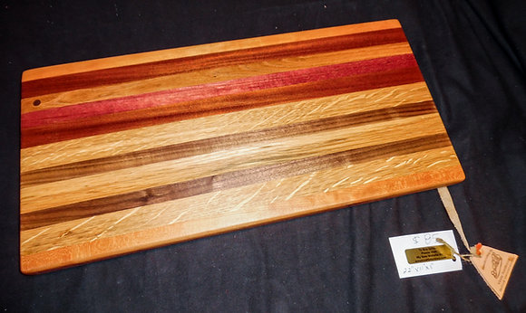 "22"" x 11"" x 1"" Cutting Board"